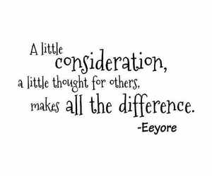 quote, eeyore, and sweet image