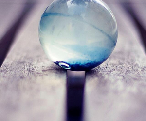 photography, blue, and marble image