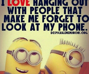 minions, style, and love image