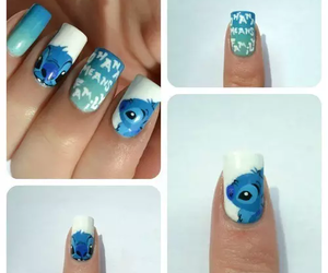 nails and stitch image