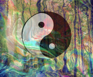 hippie, trippy, and tumblr image