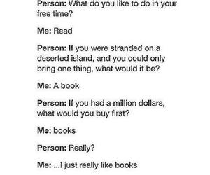 book, fandom, and read image