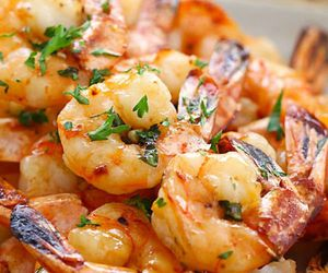 delicious, food, and shrimp image