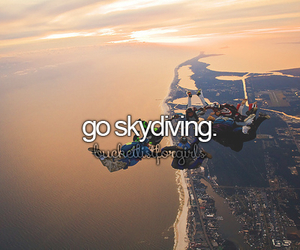 sky, friends, and fly image