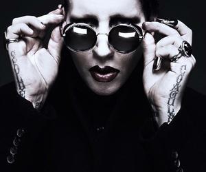Marilyn Manson and manson image
