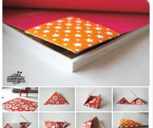 bookmark, diy, and Paper image