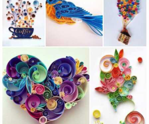 decoration, diy, and Paper image