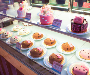 hello kitty and kitchen and dining image