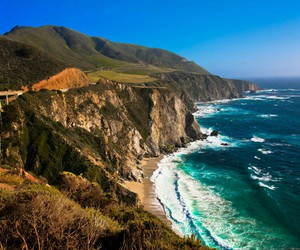 california, life, and nature image