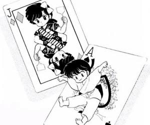manga, ranma saotome, and ranma 1 2 image