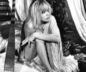 anita pallenberg and actress image