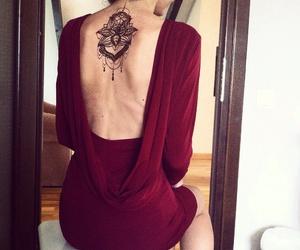 awesome, dress, and henna image