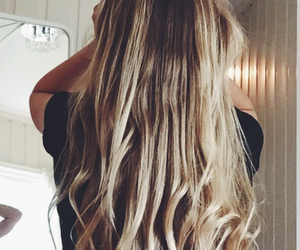 curls, hairstyle, and tumblr image