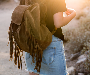 bohemian, fashion, and hollister image