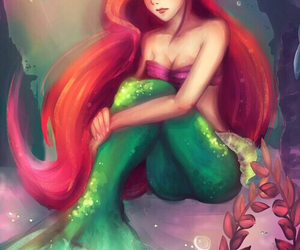disney, ariel, and beautiful image