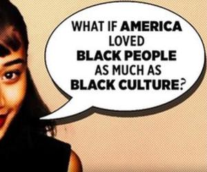 america, black culture, and black people image