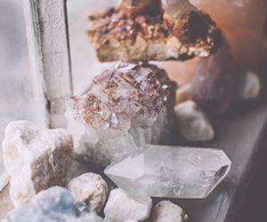 crystal and vintage image