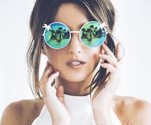 style, summer, and sunglasses image