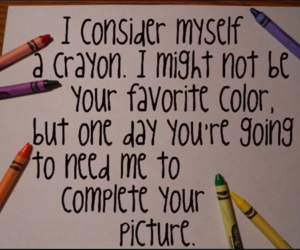 color, complete, and me image