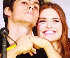 teen wolf, holland roden, and dylan o'brien image
