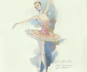 ballet costumes, sugar plum, and el cascanueces image