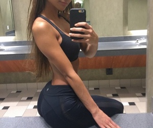 beauty, body, and goals image