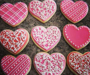 love, Cookies, and food image