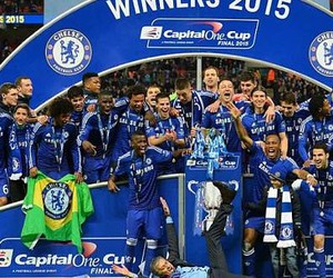 champions, chelsea football club, and 🏆 image