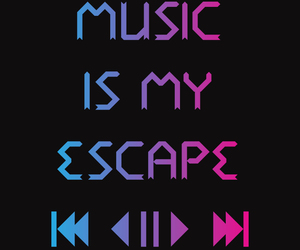 music, quote, and truth image