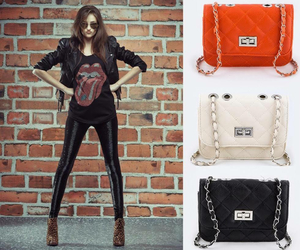 bags, black, and fashion image