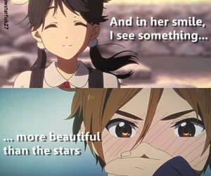 anime, love, and tamako market image
