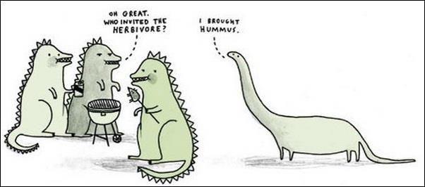 dinosaur, funny, and herbivore image