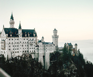 castle, germany, and travel image