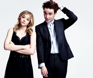if i stay, jamie blackley, and chloe grace moretz image