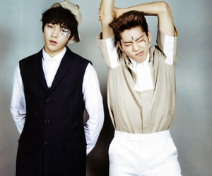 infinite, L, and dongwoo image