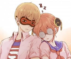 gintama and anime image