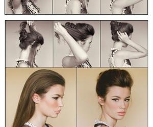 hair, hair do, and hair ideas image