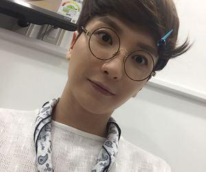 Leeteuk, super junior, and Park Jungsoo image
