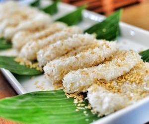 coconut, sugar, and filipino food image