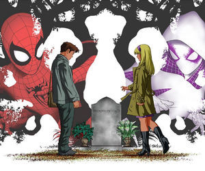 comics, Marvel, and spider man image