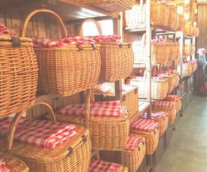 adorable, basket, and cuisine image