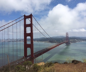 california, golden gate bridge, and great image