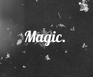magic and snow image