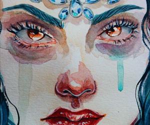 art, arte, and feminino image