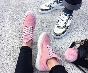 boy, sneakers, and fashion image