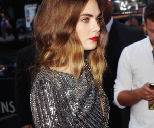 beauty, hair, and caradelevingne image
