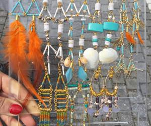 colorful, necklace, and summer2015 image