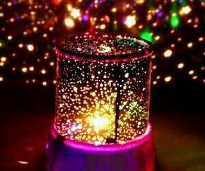 light, stars, and cool image