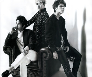infinite, hoya, and woohyun image