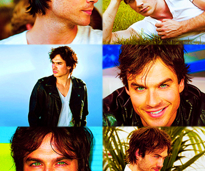 gorgeous, ian somerhalder, and the vampira diaries image